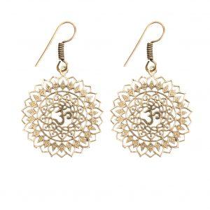 Aum earrings