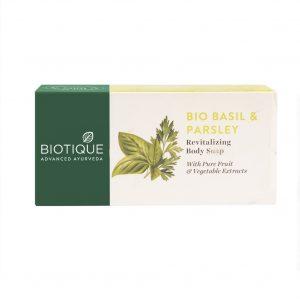 Bio basilic et persil